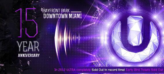 Ultra Music Festival Miami 2013 Hammarica PR Electronic Dance Music News